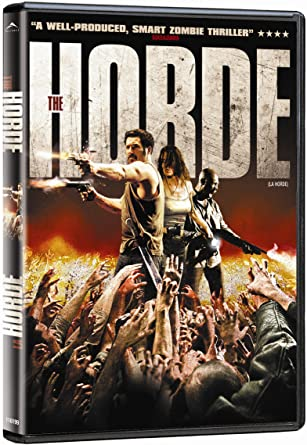 Used DVD - The Horde