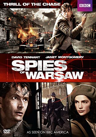 Used DVD - Spies Of Warsaw