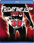 Used Blu-Ray - Friday The 13th Pt3 - 3D