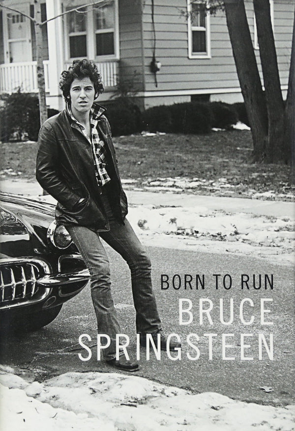 Born To Run - Bruce Springsteen (New Book)