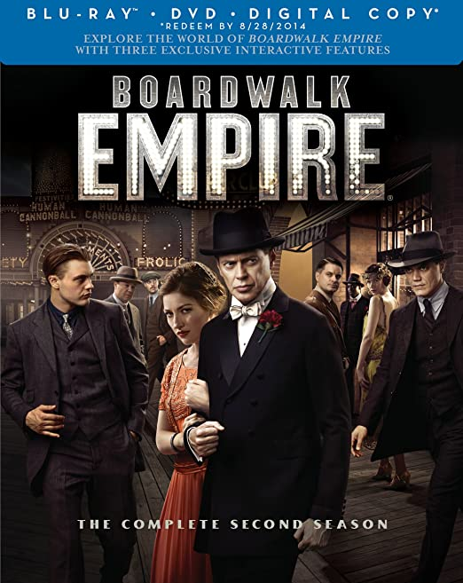 Used Blu-Ray - Boardwalk Empire S2: Comp
