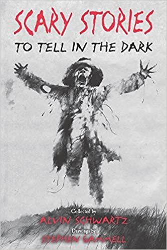 Scary Stories To Tell In The Dark (Book)