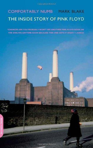 Comfortably Numb: Story Of Pink Floyd (Book)