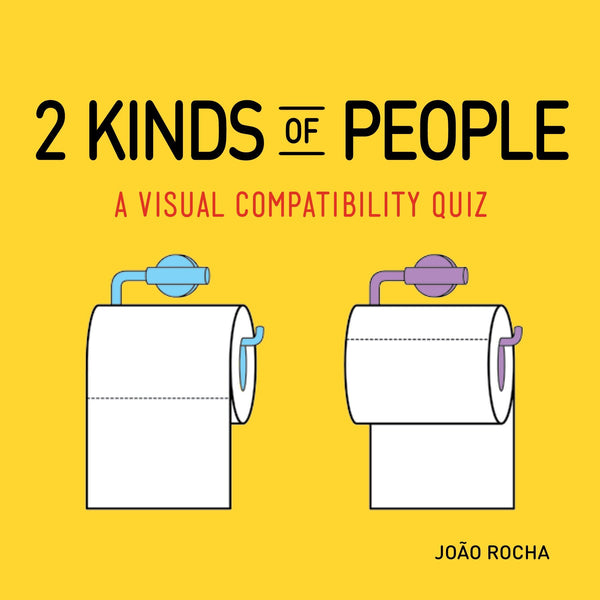 2 Kinds Of People: A Visual Compatibility Quiz (Book)
