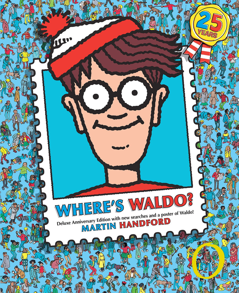Where's Waldo?: Deluxe Edition (Book)