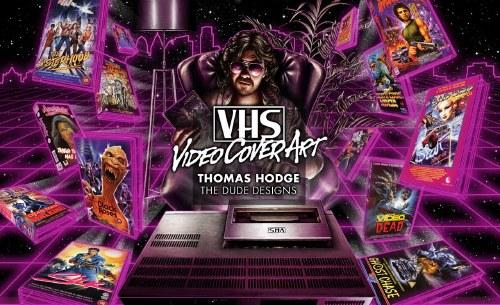 VHS: Video Cover Art: 1980S To Early 1990S (Book)