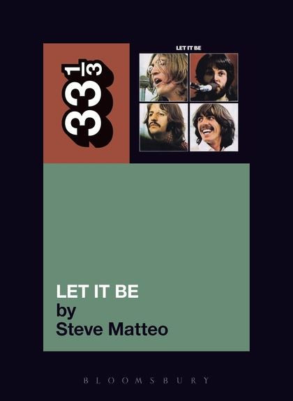 33 1/3 - The Beatles - Let It Be