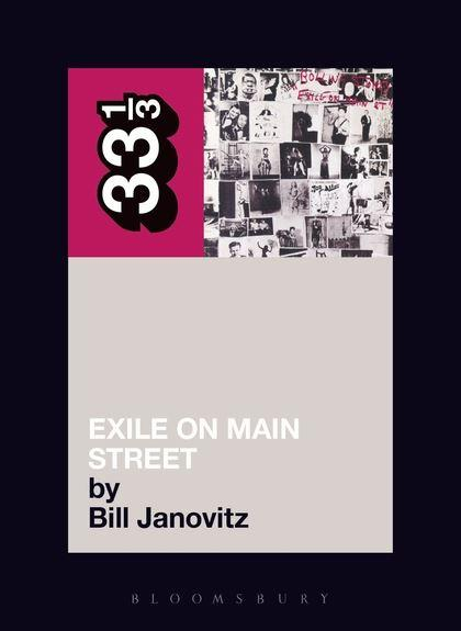 Rolling Stones - Exile On Main St. (33 1/3 Book Series)