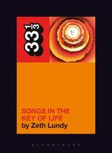 Stevie Wonder - Songs In The Key Of Life (33 1/3 Book Series)