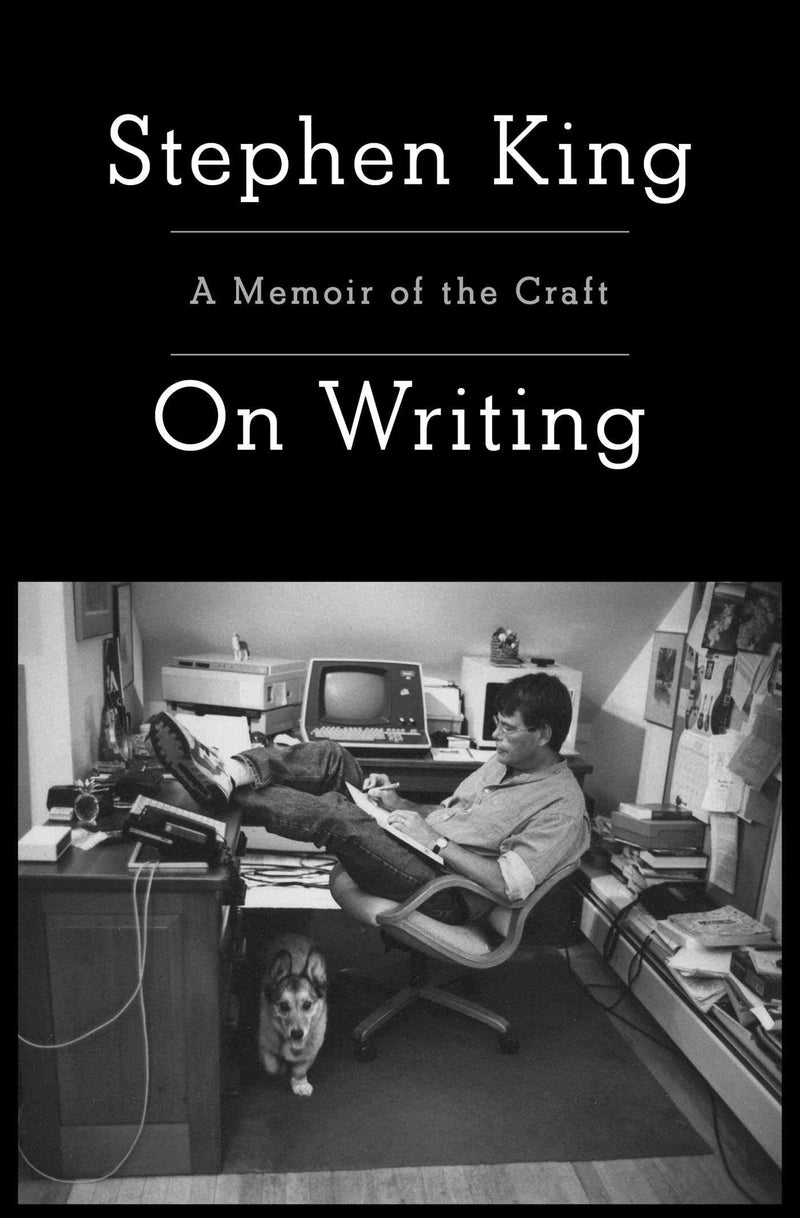 On Writing: A Memoir Of The Craft (Book)