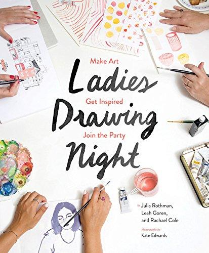 Ladies Drawing Night by Julia Rothman (Book)