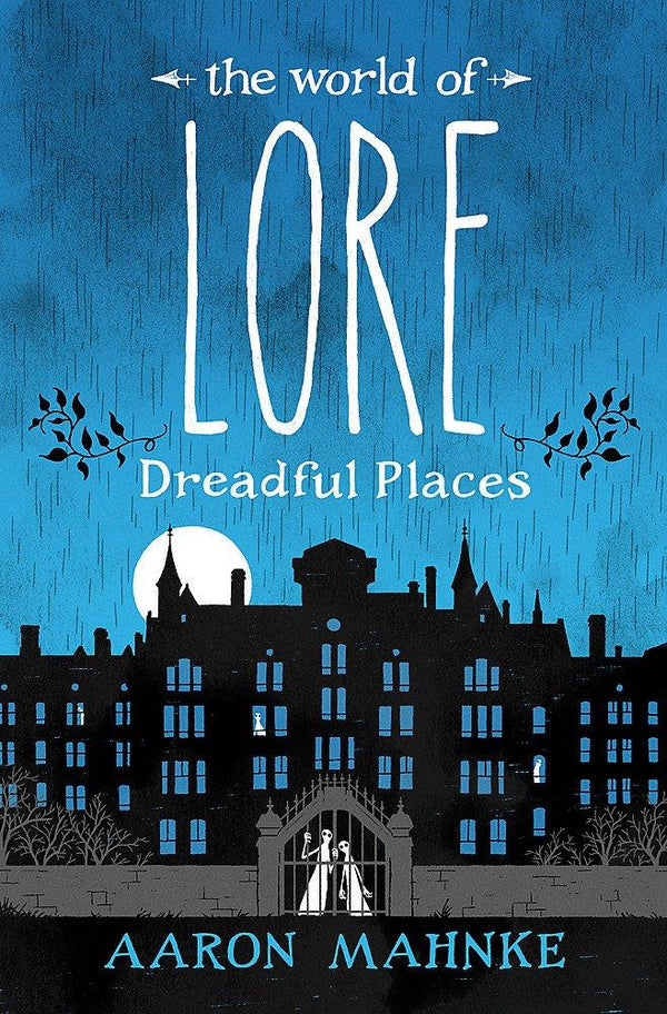 The World Of Lore: Dreadful Places (Book)