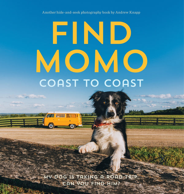 Find Momo Coast To Coast: A Photography Book (Book)