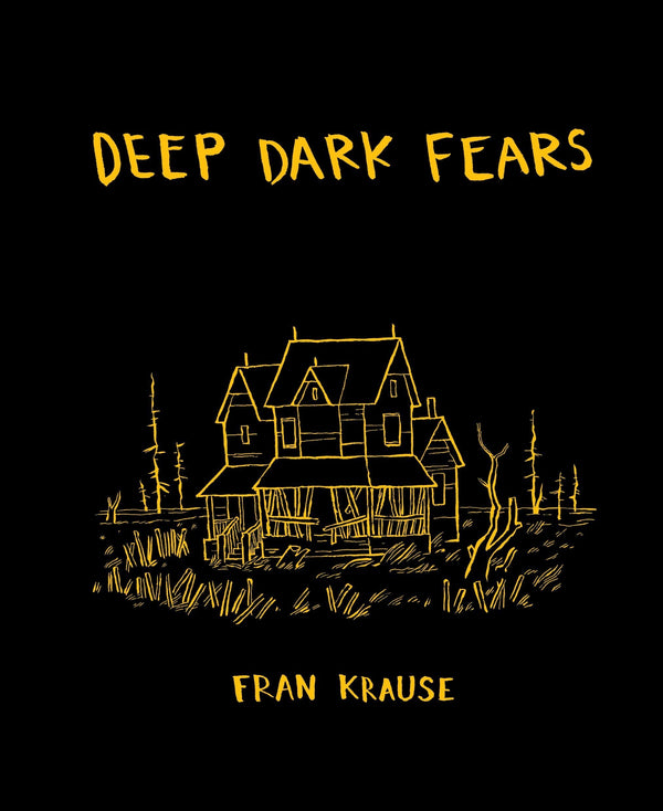 Deep Dark Fears (Book)