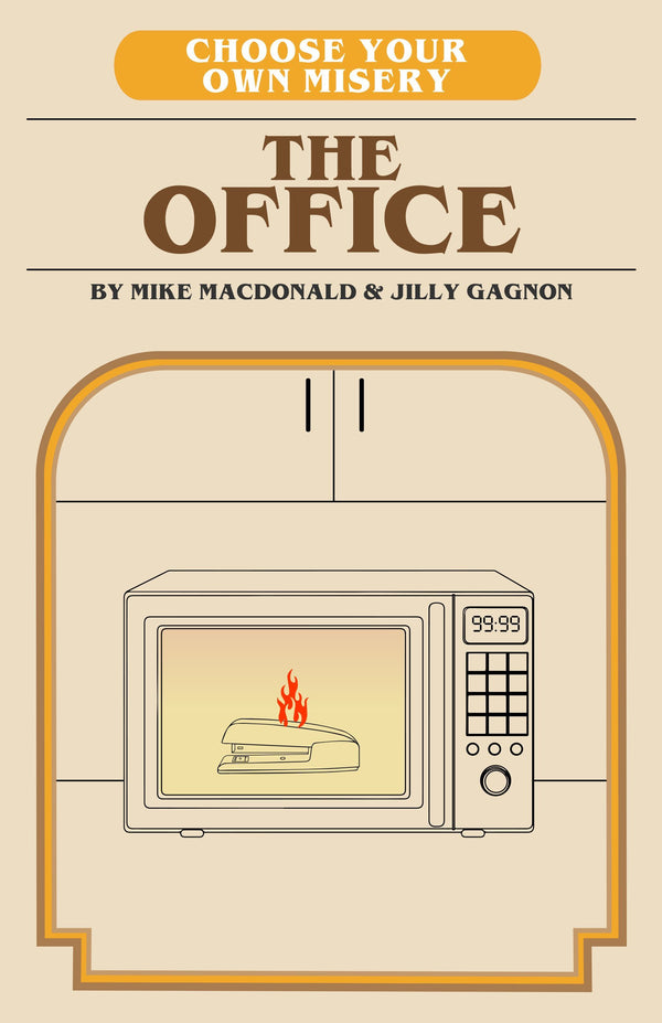 Choose Your Own Misery: The Office (Book)