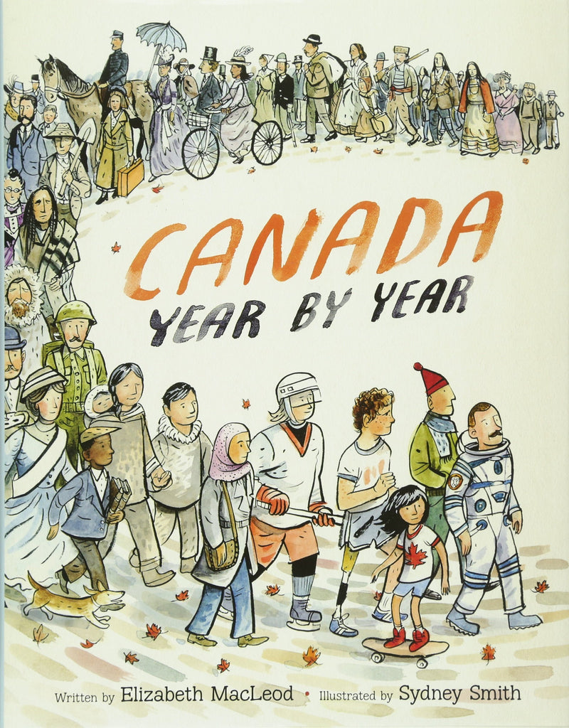 Canada Year By Year (Book)