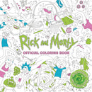 Rick And Morty Official Coloring Book (Book)