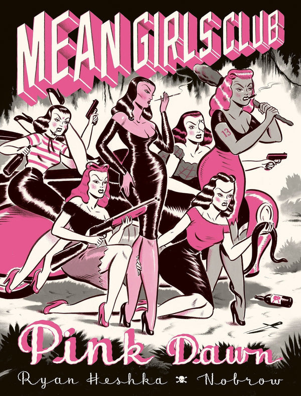 Mean Girls Club: Pink Dawn (Book)