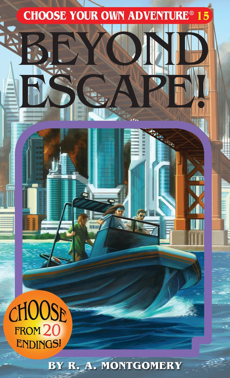 Beyond Escape (Choose Your Own Adventure) (Book)
