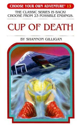 Cup Of Death (Choose Your Own Adventure) (Book)