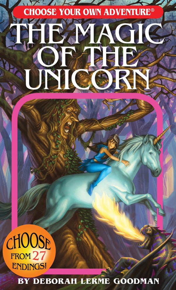 The Magic Of The Unicorn (Book)