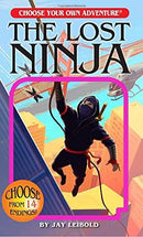 The Lost Ninja (Choose Your Own Adventure) (Book)