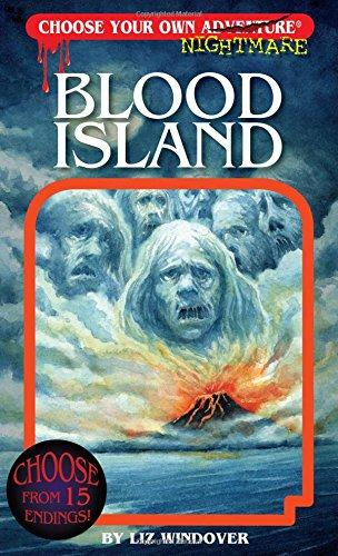 Blood Island (Choose Your Own Adventure) (Book)