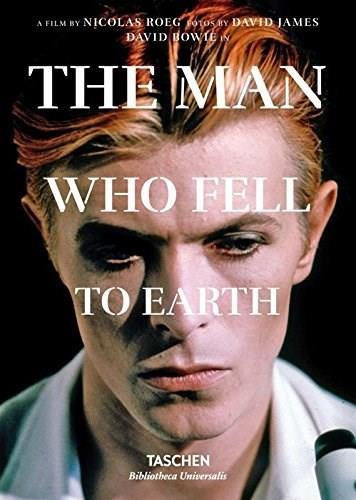 David Bowie In The Man Who Fell To Earth (Book)