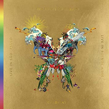 Coldplay - Live In Buenos Aires/Sao Paulo/A Head Full of Dreams (Film) (3CD/DVD) (NEW CD)