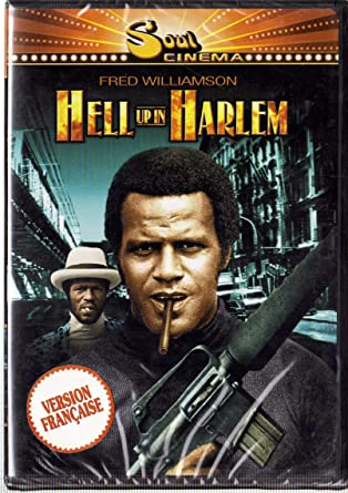 Used DVD - Hell Up In Harlem