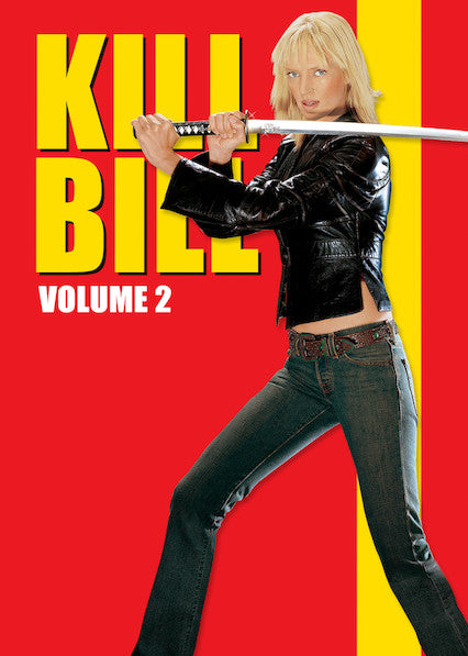 Used DVD - Kill Bill - Volume 2