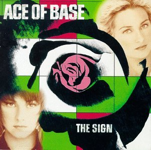Used CD - Ace Of Base - The Sign