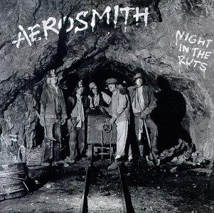 Used CD - Aerosmith - Night In The Ruts