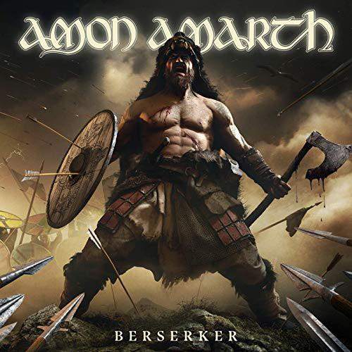 Amon Amarth - Berserker (NEW CD)
