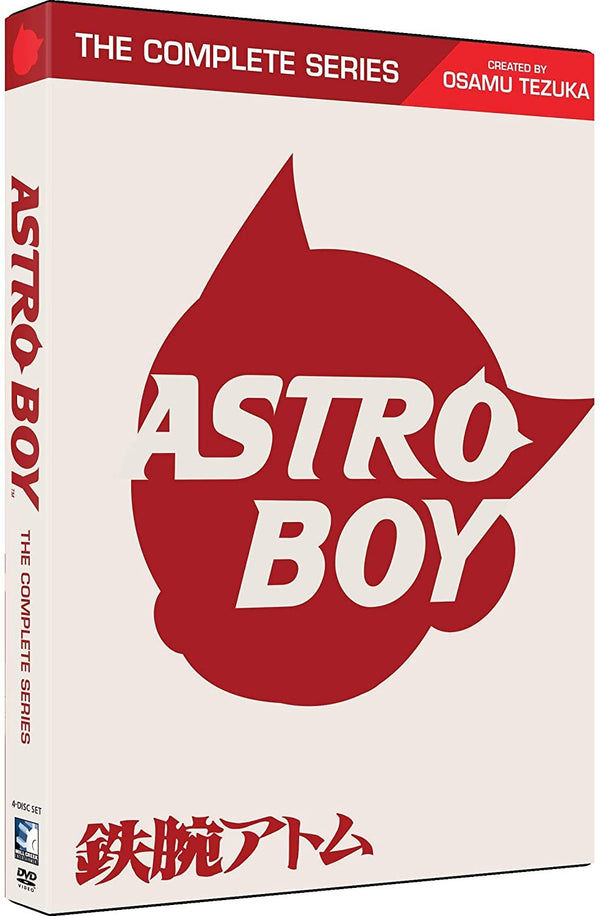 Astro Boy (2003) Complete Series (New DVD)