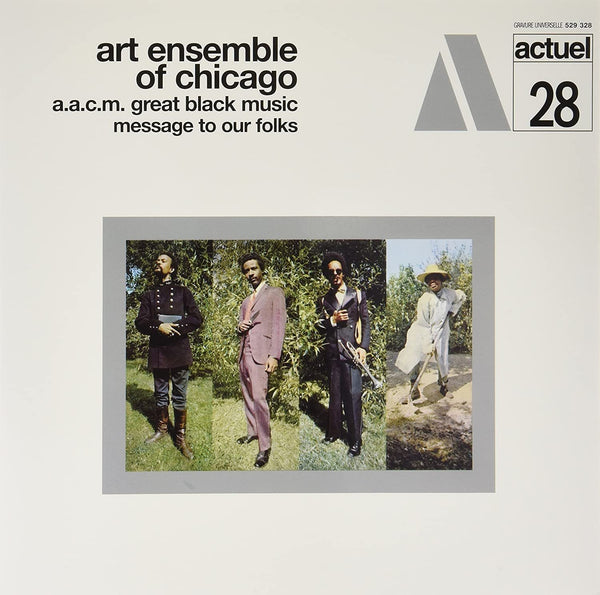 Art Ensemble Of Chicago - A.A.C.M. Great Black Music (New Vinyl)
