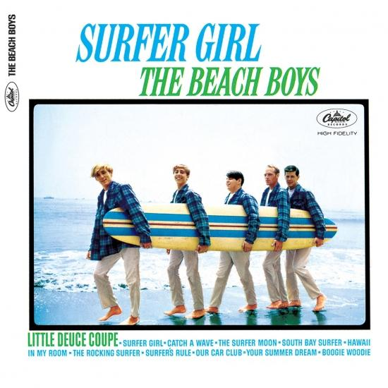Beach Boys - Surfer Girl (New Vinyl)