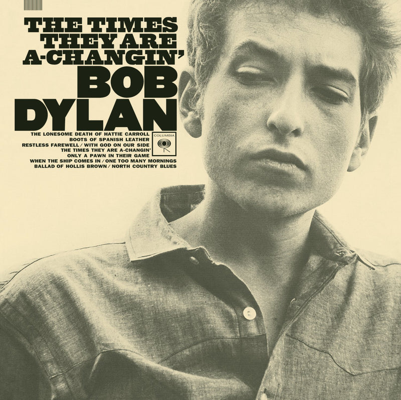 Bob Dylan - Times They Are A-Changin (Mono (New Vinyl)