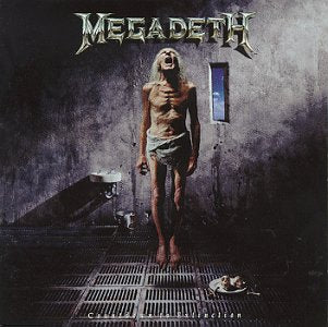 Used CD - Megadeth - Countdown To Extinction
