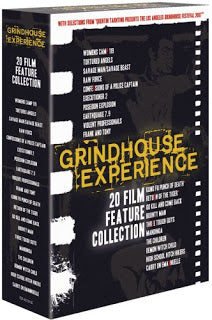 Used DVD - Grindhouse Experience - 20 Film Feature Collection