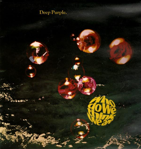 Deep Purple - Who Do We Think We Are (Color) (New Vinyl)