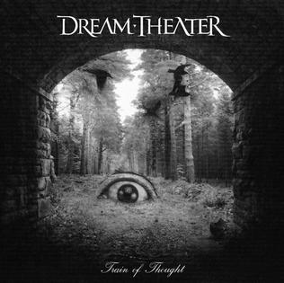 Used CD - Dream Theater - Train Of Thought