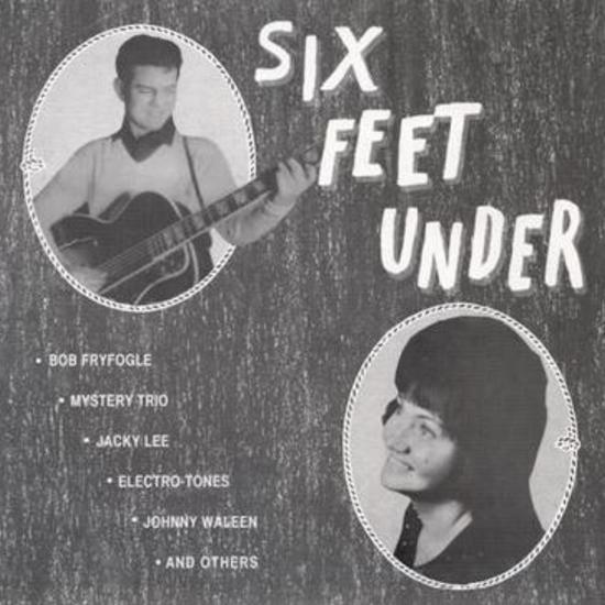 Various - Six Feet Under (New Vinyl)