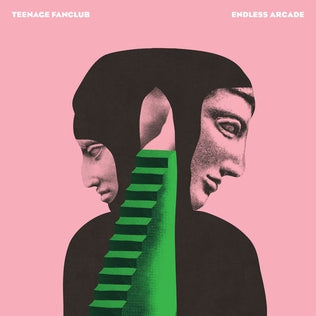 Teenage Fanclub - Endless Arcade (Ltd Pink) (New Vinyl)