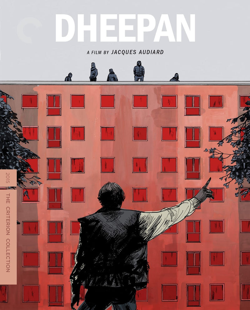 Used DVD - Dheepan (Criterion)