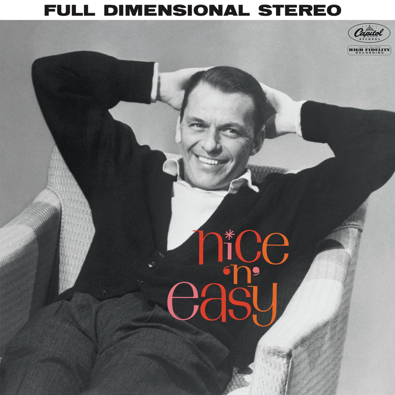 Frank Sinatra - Nice 'N' Easy (New Stereo Mixes) (New CD)