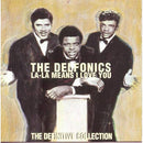Used CD - Delfonics - La-La Means I Love You: Definitive Collection