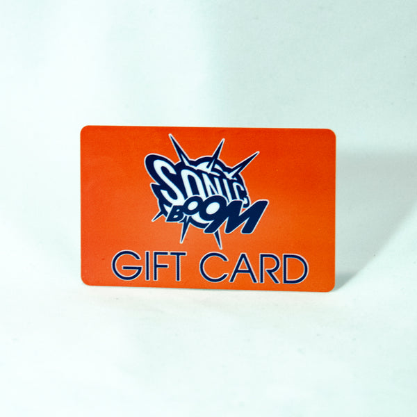 Gift Card (For In-Store Purchases Only at Toronto Physical Location)