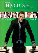 Used DVD - House (Tv) S4