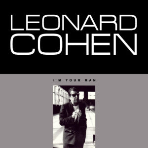 Used CD - Leonard Cohen - I'm Your Man